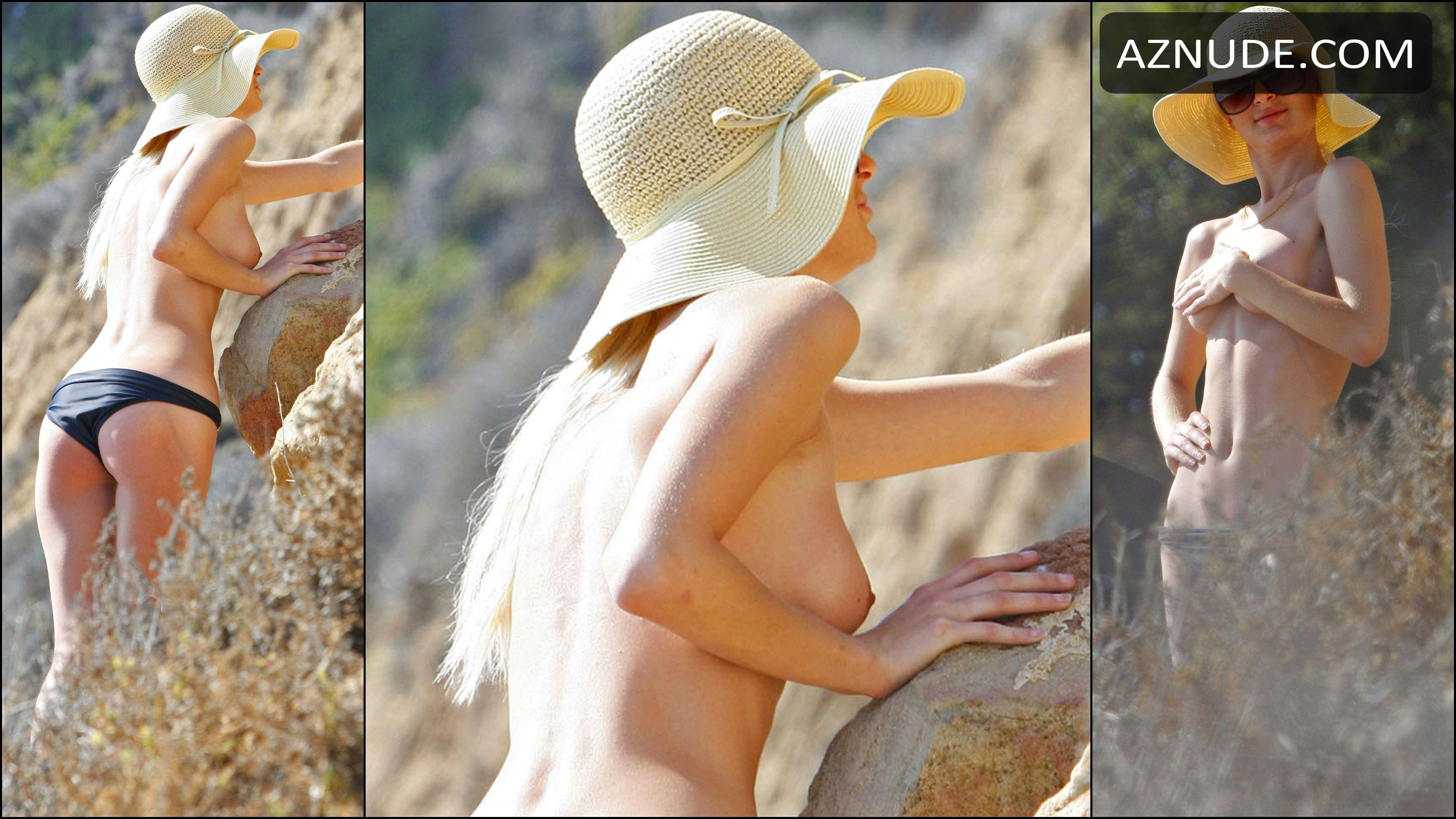Paris Hilton Nippel