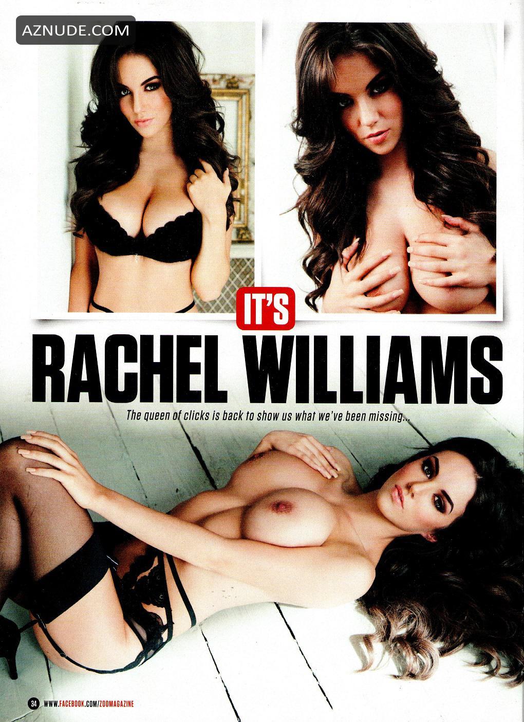 Rachel Williams  nackt