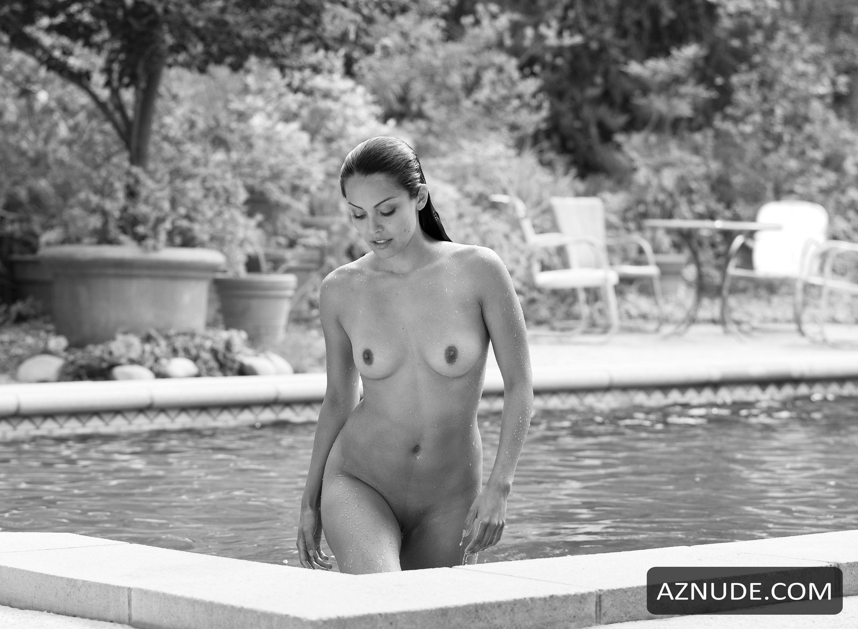 Raquel Pomplun  nackt