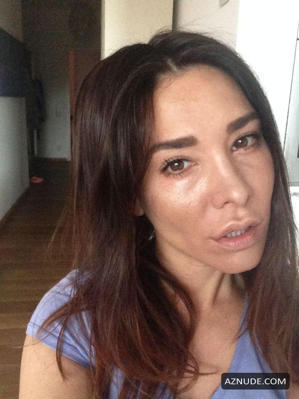 Ahrabian nackt Sandra  Sandra Ahrabian