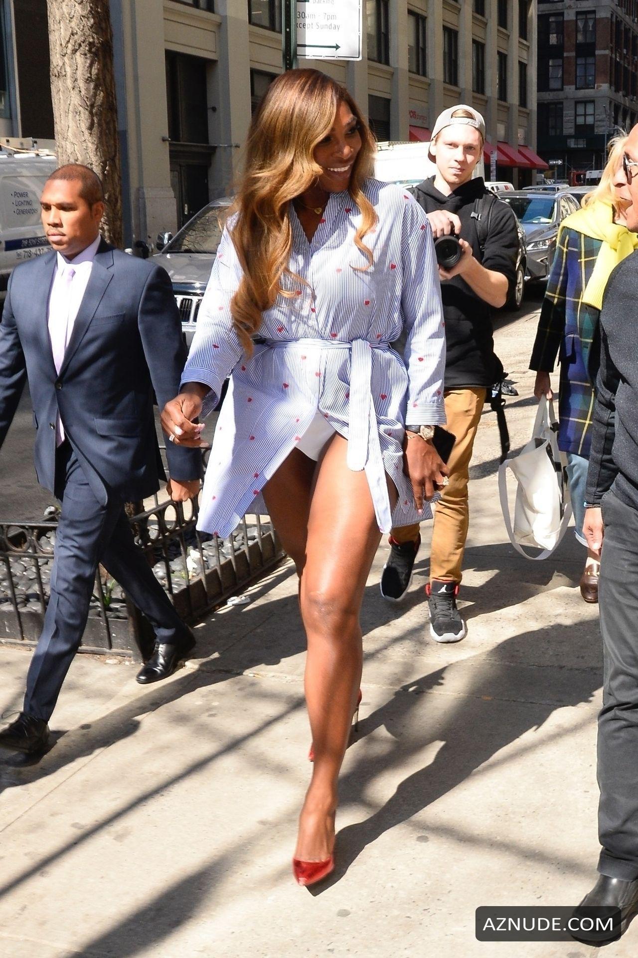 booty Serena williams bikini