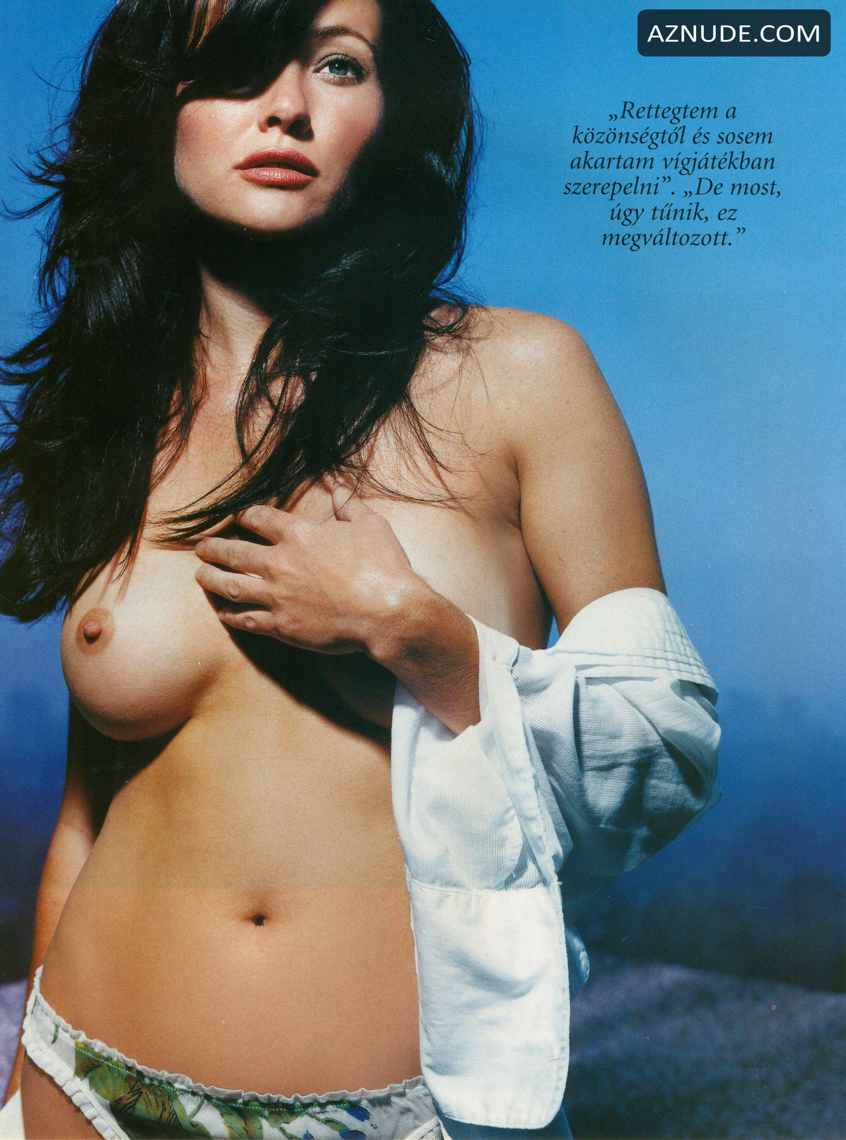 shannen doherty playboy images
