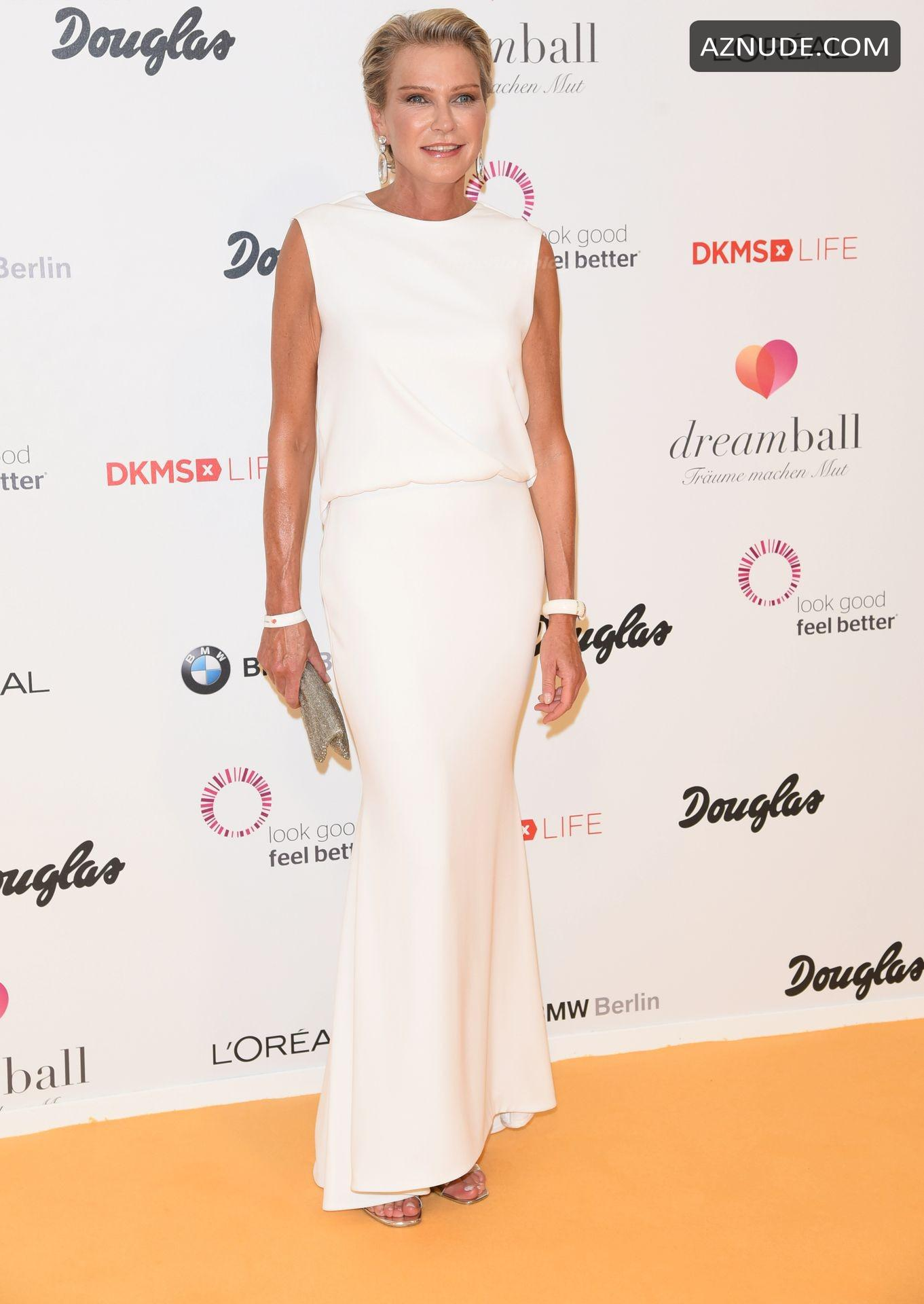 Charyl Russell  nackt