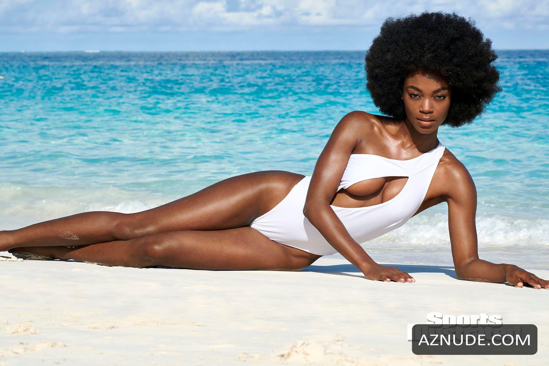 White nackt Tanaye  SI Swimsuit