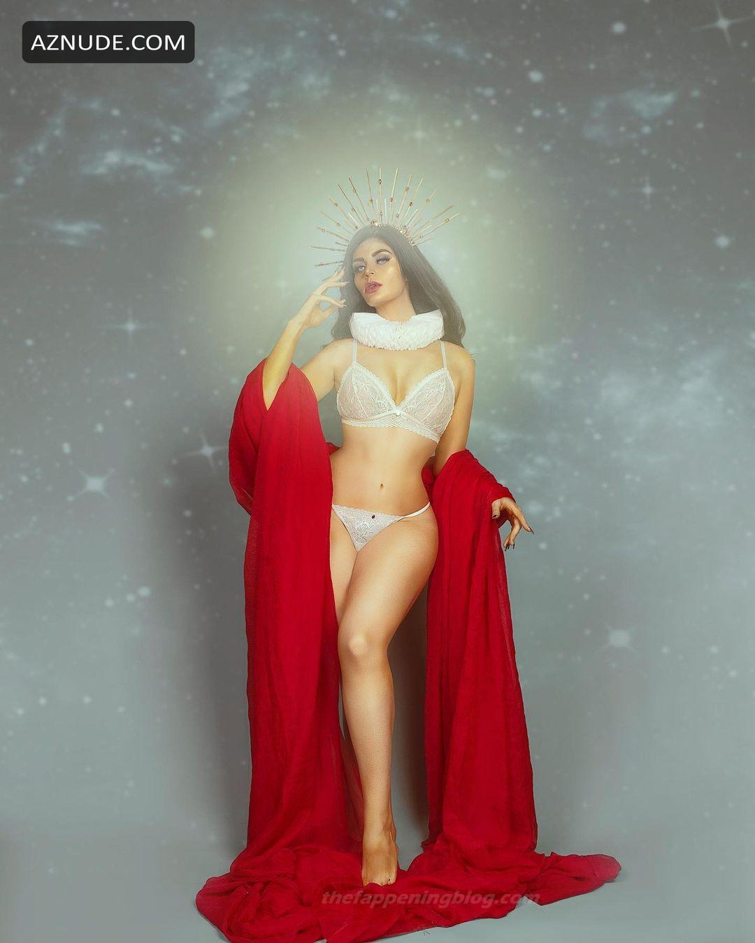 Valeria nackt Correa Nackt Am