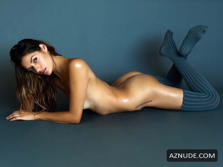 Attractive Vennesa Huchin Nude Photos