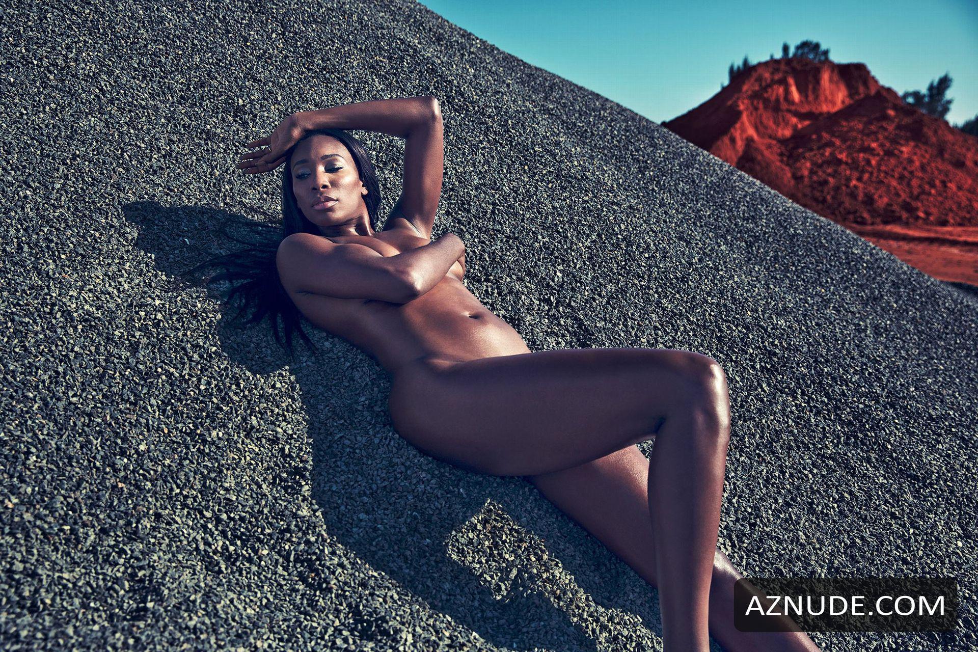Sexy Venus William Nude Photos