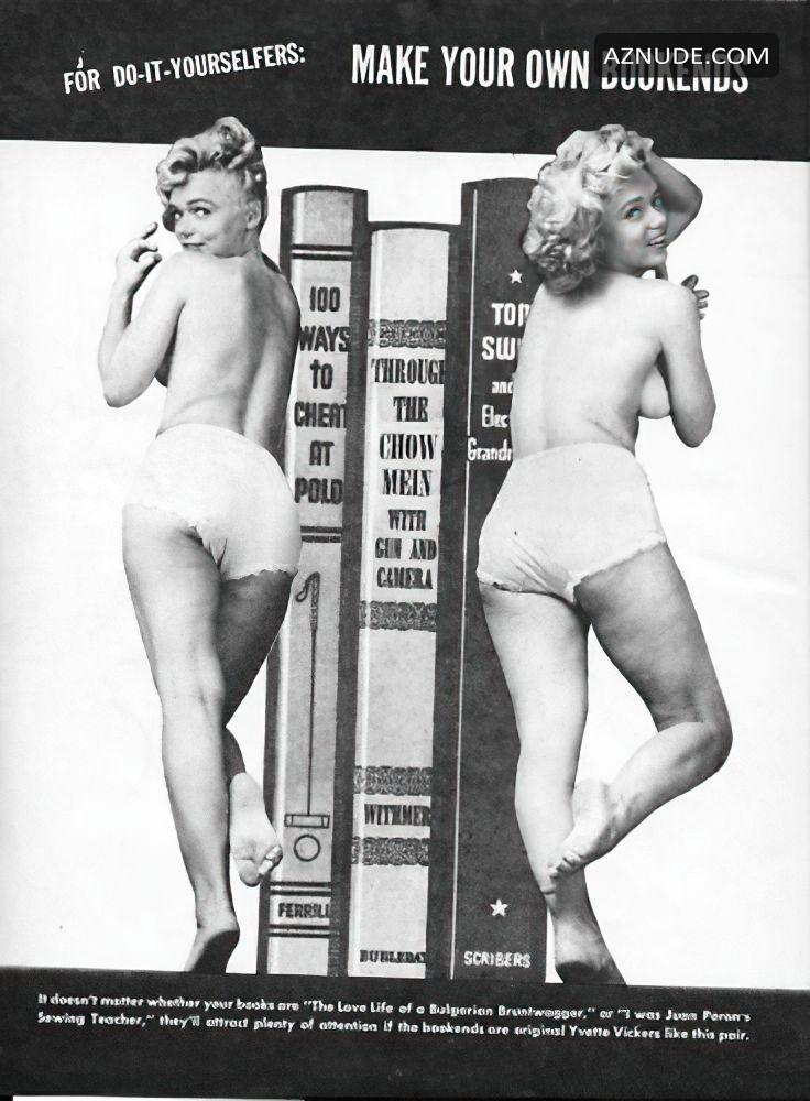 Yvette Vickers  nackt