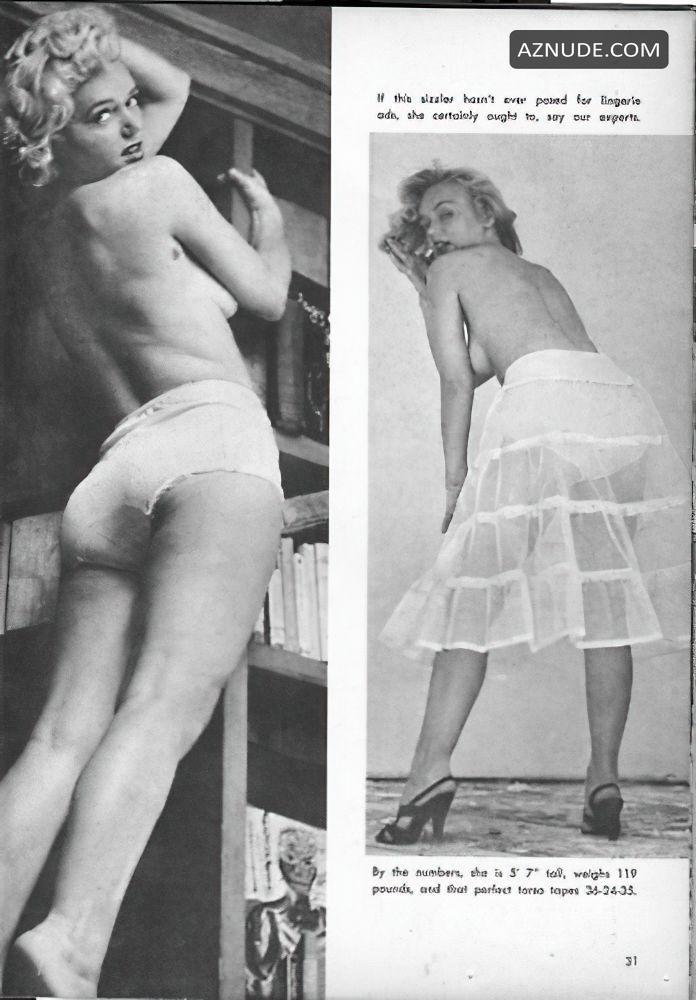 Yvette Vickers Nude