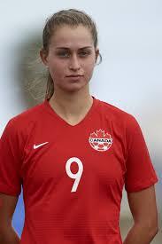 Nackt  Jordyn Huitema Canada Soccer