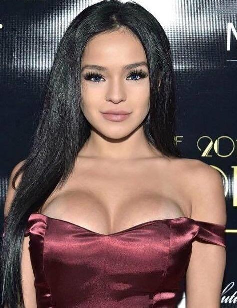 Melissa Ceja  nackt