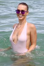 Bianca Elouise  nackt