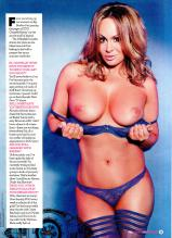 Hayes nackt Chanelle  Chanelle Hayes