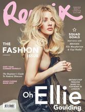 Ellie Goulding  nackt